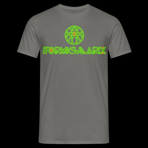 FOMICULARIX VIP & DJ SHIRT BIG LOGO ON BACKSIDE - Männer T-Shirt
