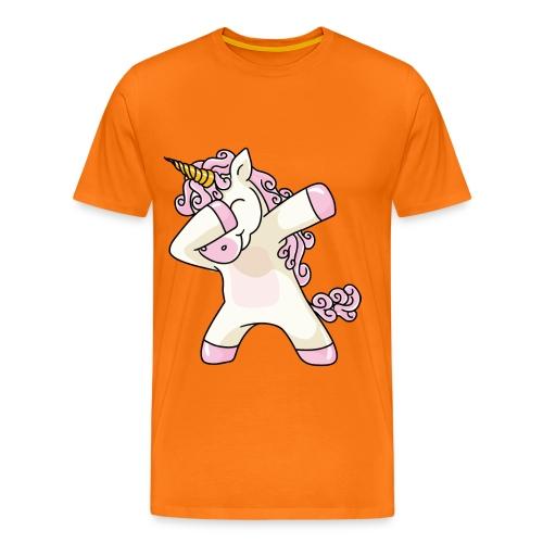 Männer-T-Shirt Einhorn - Männer Premium T-Shirt