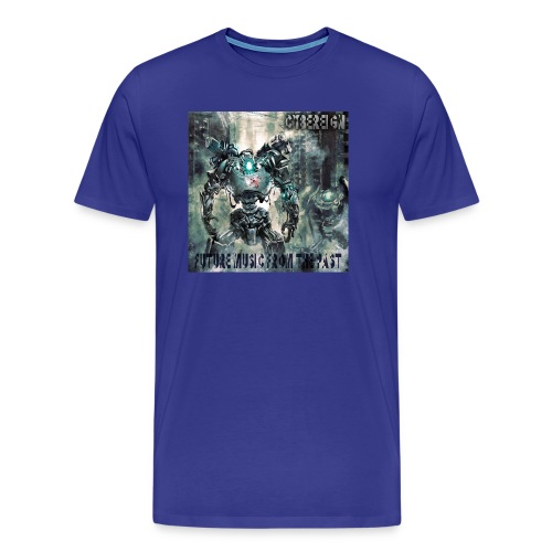 Future Music from the past T Shirt - Men's Premium T-Shirt