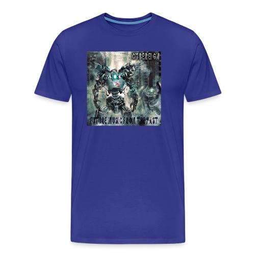 Future Music from the past T Shirt - Men's Premium T-Shirt
