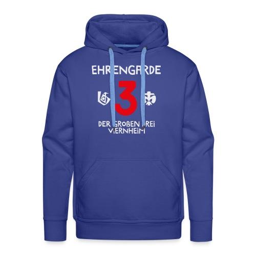 Kapuzenpulli Ehrengarde Logo vorne - Männer Premium Hoodie