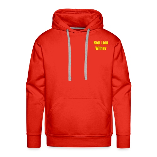 Pub - Red Lion Witney - Men's Premium Hoodie