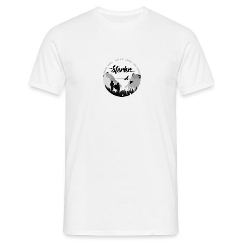 Sterkr - explore - Men's T-Shirt