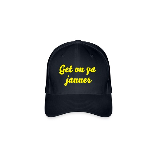 Get on ya janner - Flexfit Baseball Cap