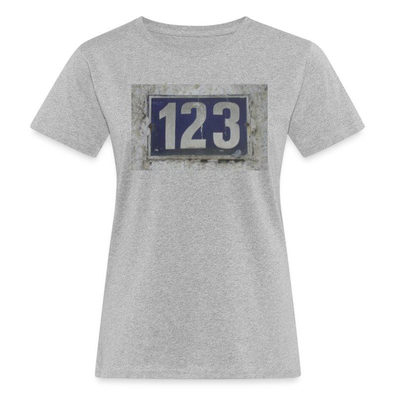 Theodor W. Adorno - Frauen Bio-T-Shirt