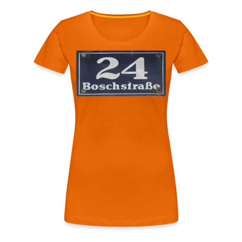Mira Lobe - Frauen Premium T-Shirt