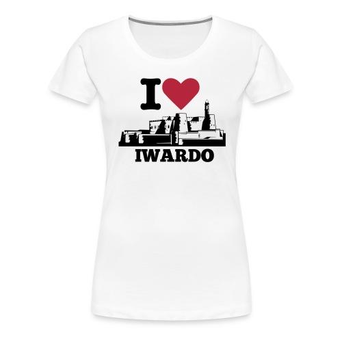 Iwardo Shirt - Frauen Premium T-Shirt