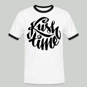 Kush time - Men's Ringer Shirt