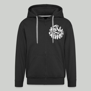 Kush time - Men's Premium Hooded Jacket