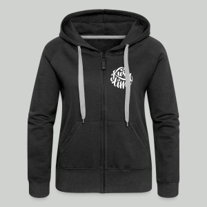 Kush time - Women's Premium Hooded Jacket
