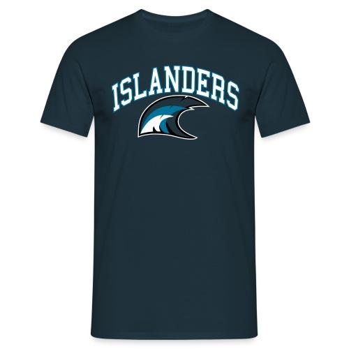 T-shirt College - Maglietta da uomo