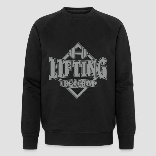 lifting like a champ