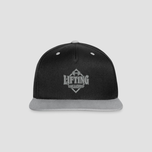 LIFTING like a champ - Kontrast Snapback Cap