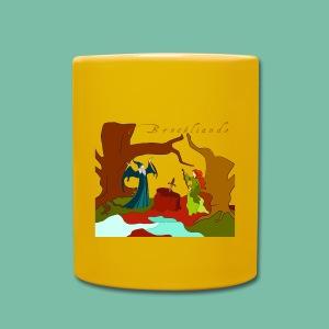 Mug merlin & Viviane - Tasse en couleur