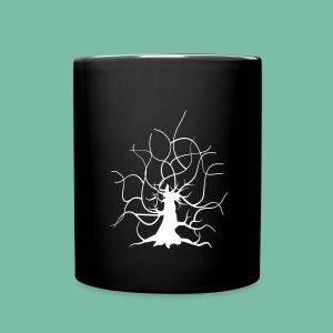 Mug Arbre Racines Brocéliande Spirit - Tasse en couleur