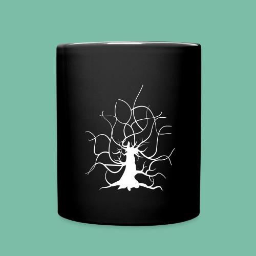 Mug Arbre Racines Brocéliande Spirit - Mug uni