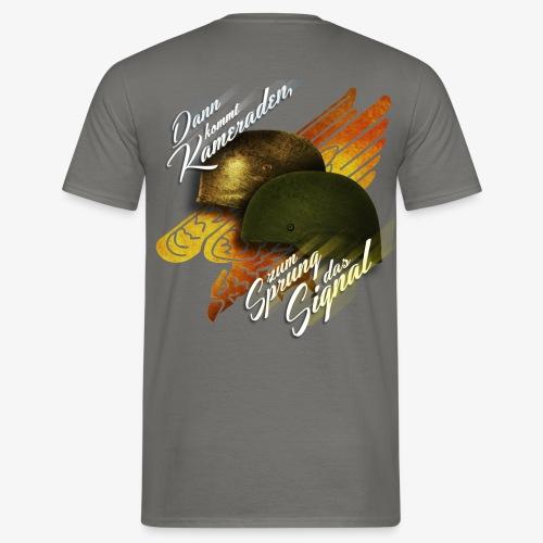 Fallschirmjäger Kameraden - Männer T-Shirt