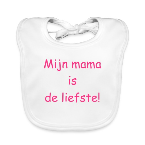 Love is in the air - Bio-slabbetje voor baby's