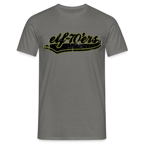 1170ers front - Männer T-Shirt