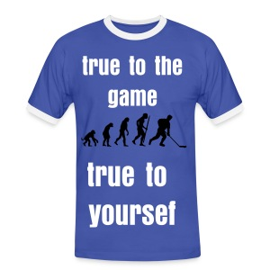 hockey - Men's Ringer Shirt