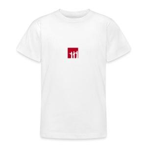 Musikschul T-Shirt (weiß) - Teenager T-Shirt