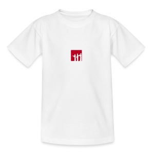 Musikschul T-Shirt (weiß) - Teenager T-Shirt