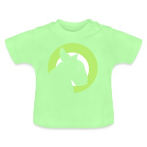 Bull Terrier Target Greens - Baby T-Shirt