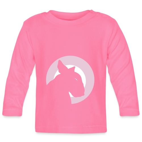 Bull Terrier Target - Baby Long Sleeve T-Shirt