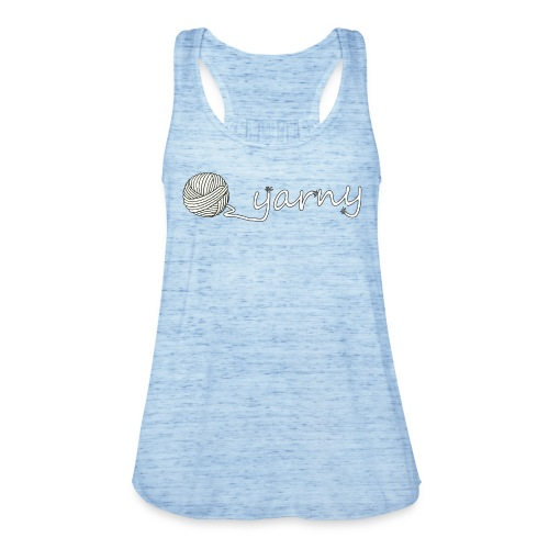 Yarny Racer T-Shirt - Women's Tank Top by Bella
