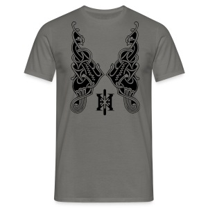 Hagal - H - Hexe (Men) - T-shirt Homme