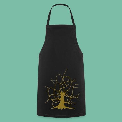 Tablier arbre Chêne Guillotin - Tablier de cuisine