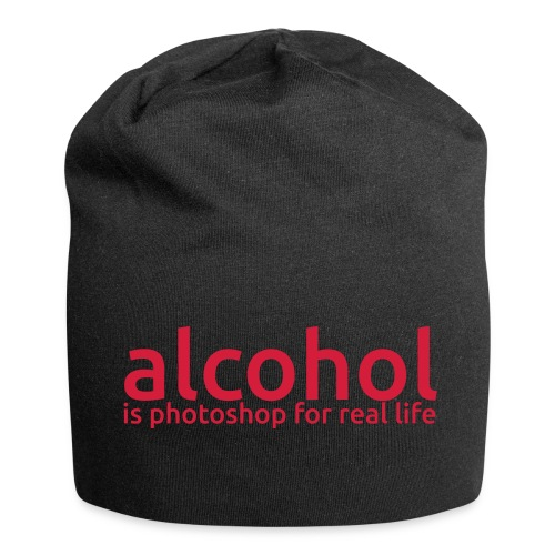 alcohol - Jersey-Beanie