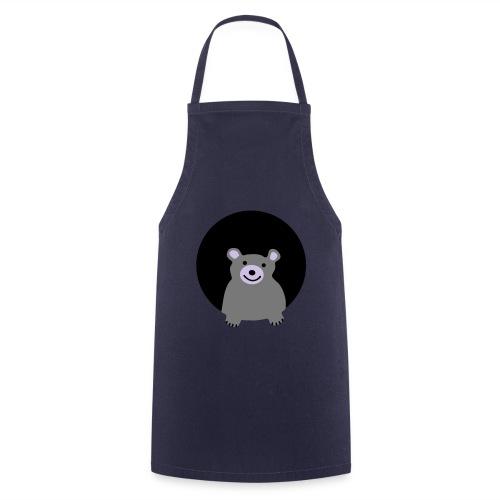 Cooking Apron - gay bear, chubby, daddy, fur, furry, cub,