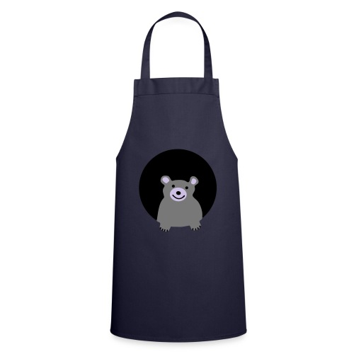 Cooking Apron - gay bear, chubby, daddy, fur, furry, cub,