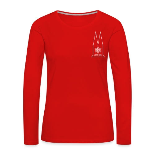 Longsleeve - Frauen Premium Langarmshirt