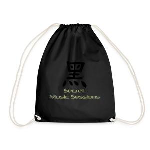 Secret Music Session Backpack - Turnbeutel