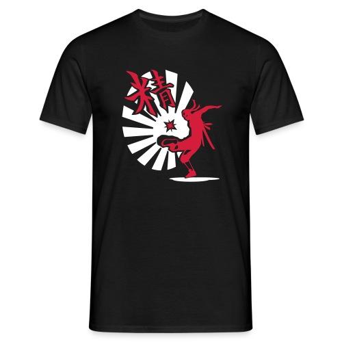 Ninja - Mannen T-shirt