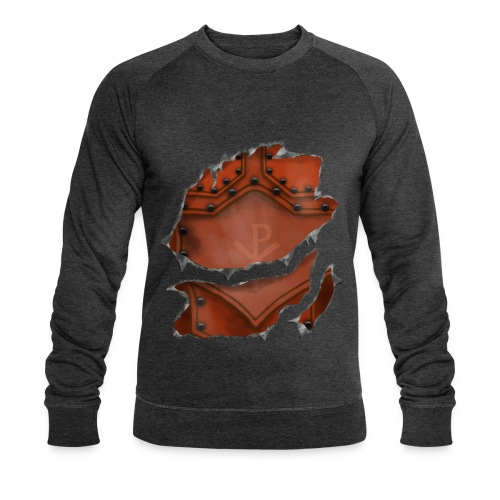 the Inner Armor, Warriors Sweatshirt (digital photo print) - Männer Bio-Sweatshirt von Stanley & Stella