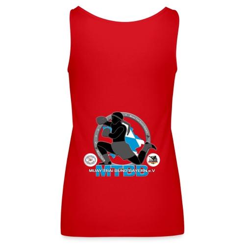 Frauen Tanktop Rayong LA Logo vorne/MTBB Logo hinten - Frauen Premium Tank Top