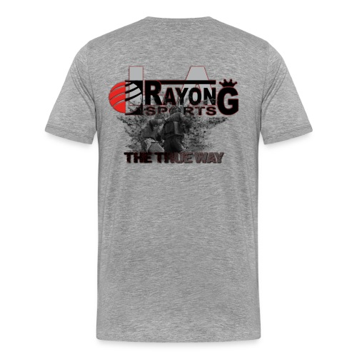 Rayong LA The True Way - Männer Premium T-Shirt