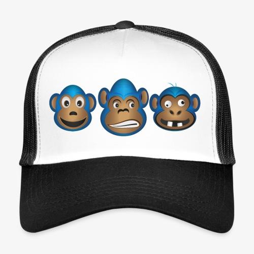 Affenbande vereint - Trucker Cap