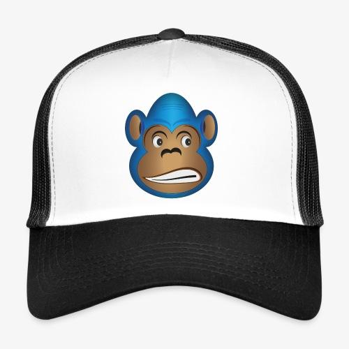 Unsicherer Gorilla - Trucker Cap