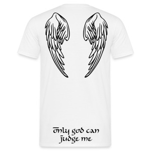 Only god can - T-shirt Homme