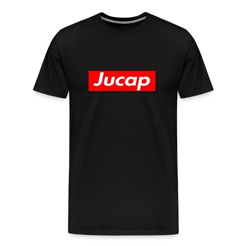 Jucap T-Shirt Men Black - Männer Premium T-Shirt