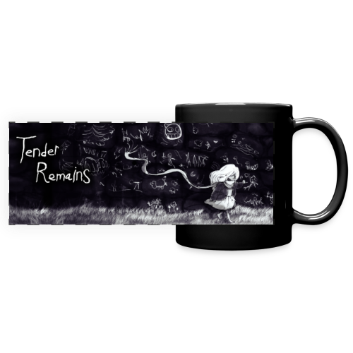 Tender Remains Panorama - Full Color Panoramic Mug