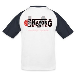 Kinder Baseball Shirt Rayong Logo hinten - Kinder Baseball T-Shirt