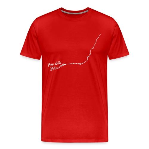 Passo dello Stelvio - Männer Premium T-Shirt