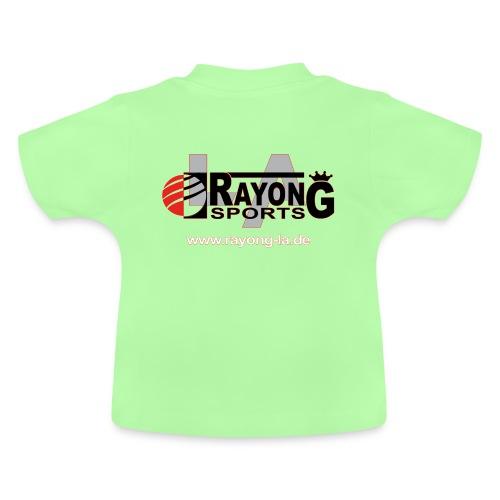 Baby Shirt Rayong LA Logo hinten - Baby T-Shirt