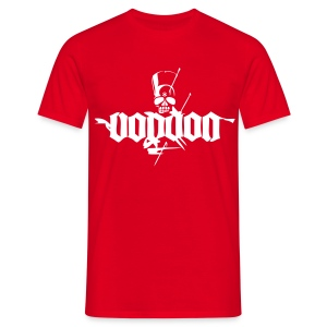 Voodoo Basic Red - Männer T-Shirt