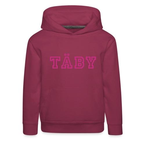 Täby Jr Hood - Premium-Luvtröja barn